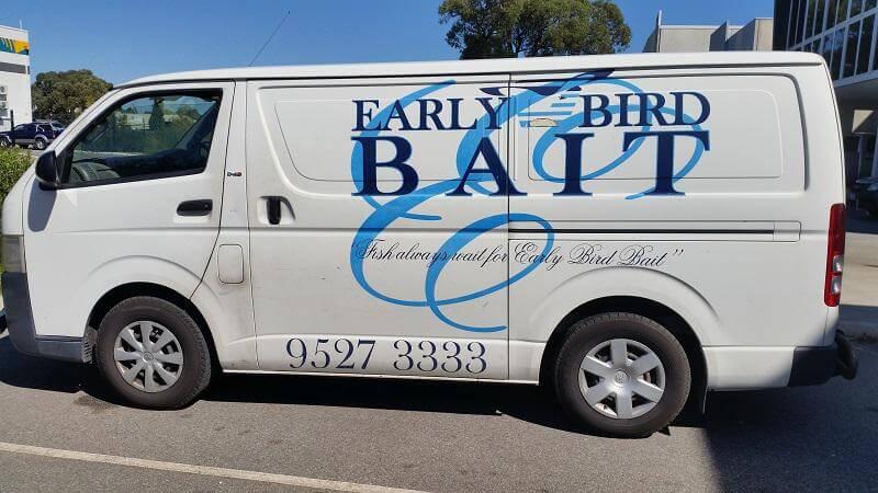 Earlybird van
